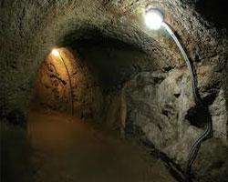 В Турции идет активное строительство тоннеля и делаются параллельно с ним находки