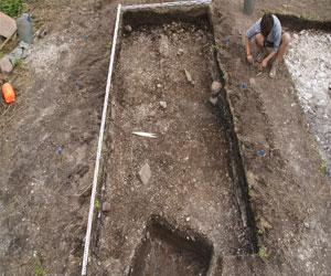 Начаты раскопки на Афонтовой горе в Красноярске
