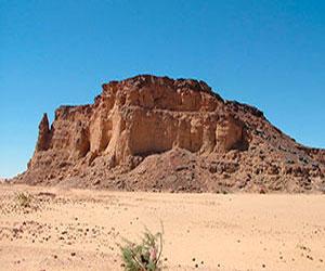 Тайны раскопок Судана